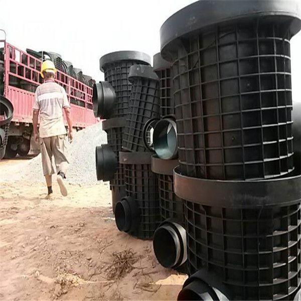 拉萨管件连接1.0公斤pe钢丝骨架管