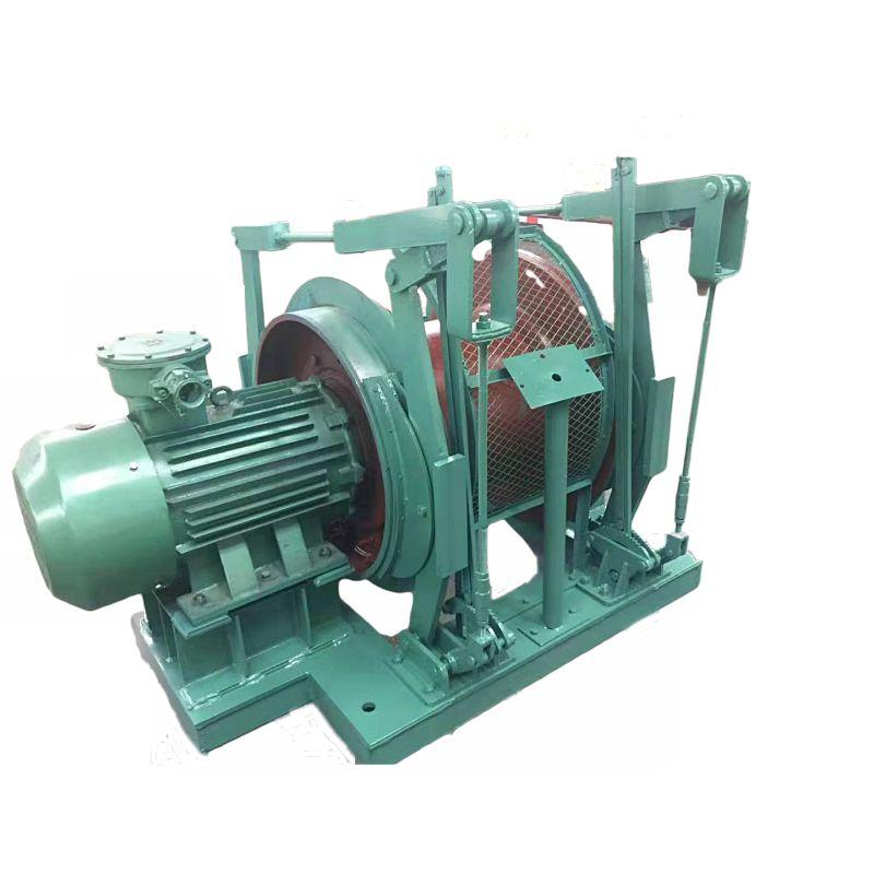 供应矿用提升设备 JD1.0型调度绞车 10KN张力调度绞车