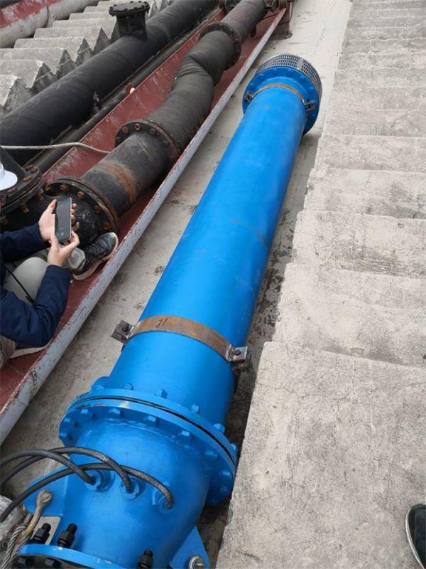 大流量潜水泵_400立方700米矿用潜水泵_高扬程矿用潜水泵
