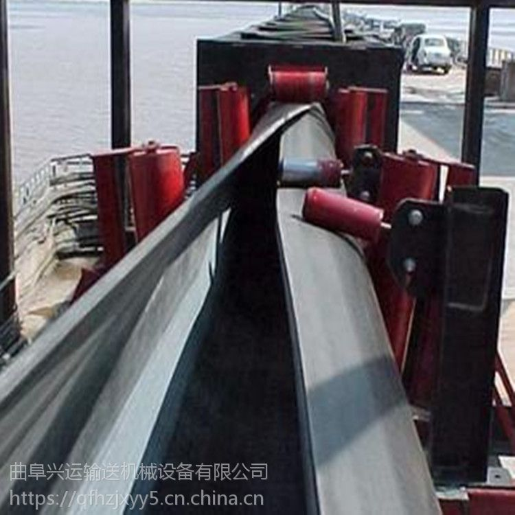 邵阳管式带状输送机 新型带式输送机轻型