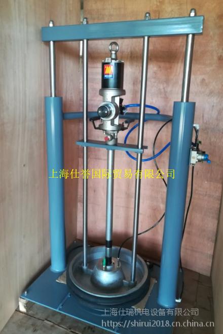 仕瑞机电 意大利MECLUBE迈陆博 计量黄油泵 定量黄油立柱 油脂双立柱 定量黄油机