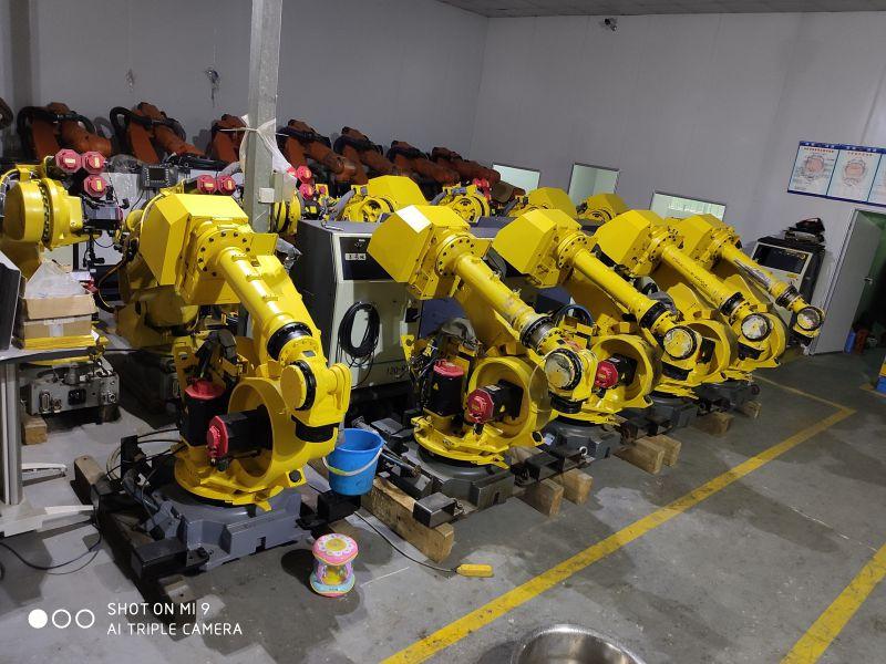 广东 二手机器人 二手码垛机器人 板簧机器人上下料