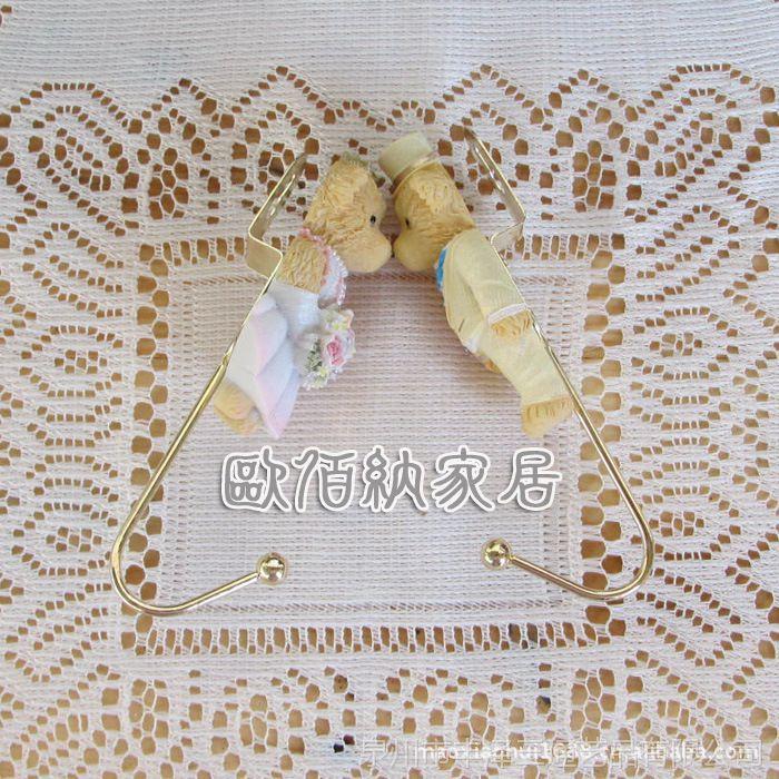 挂钩订制树脂卡通小熊情侣衣帽毛巾浴室卧室挂钩家居墙面装饰挂件