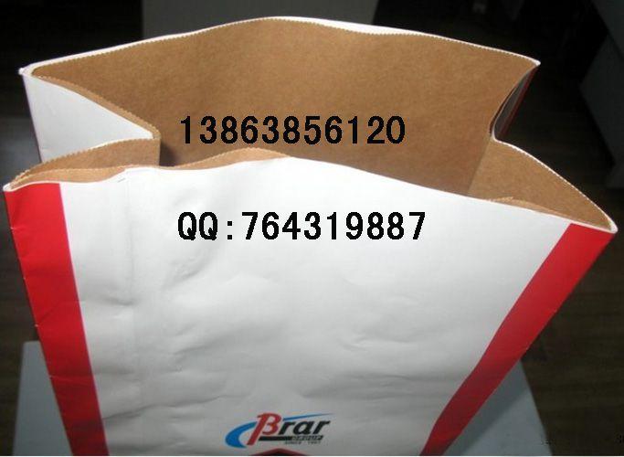 多层出口牛皮纸袋-提供食品级生产许可证书