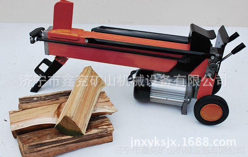 【电动劈柴机 电动液压劈柴机】价格_厂家 - 中国供应图片