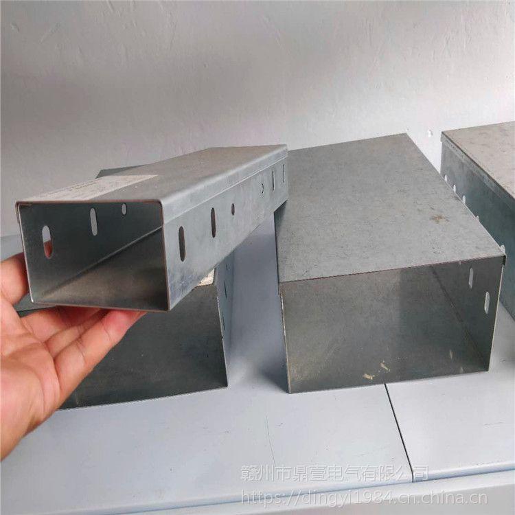 广西桂林南宁大量现货供应镀锌槽式桥架200*150规格齐全价格美丽
