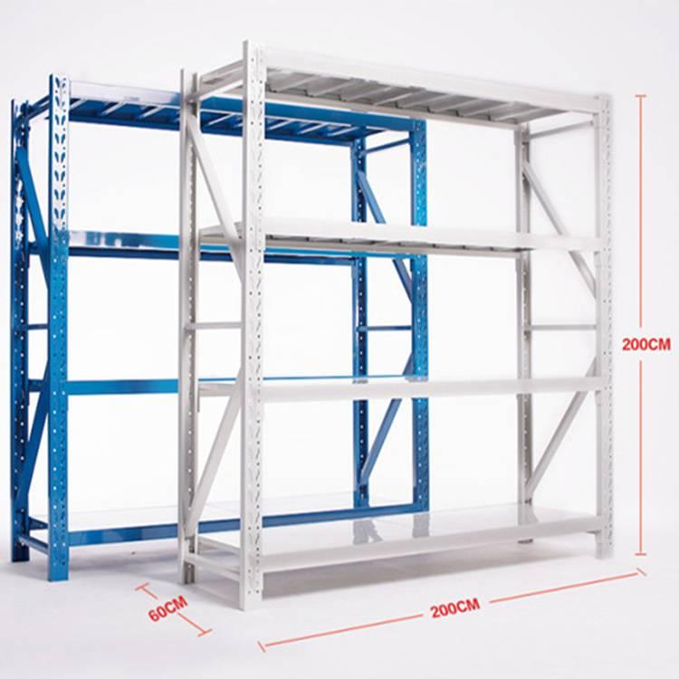仓库货架置物架展示架自由组合重型多层家用库房仓储铁架子多功能