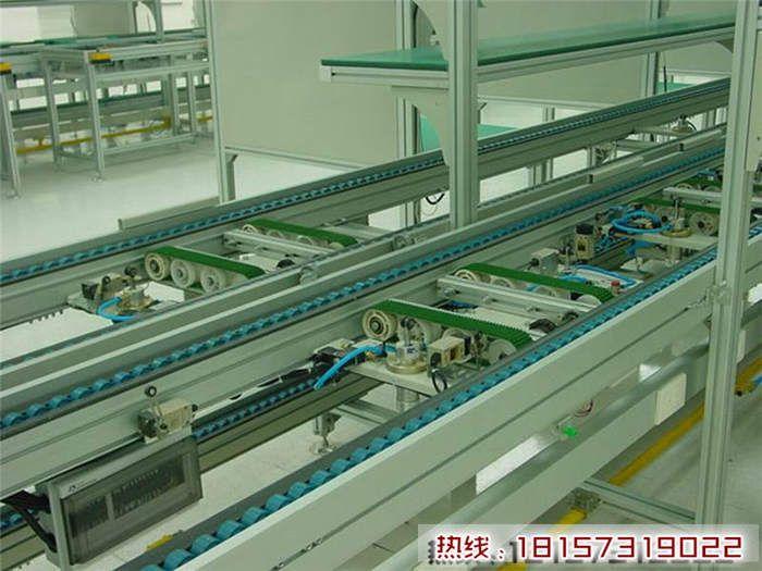 苏州链板流水线推动中国输送流水线的世界发展