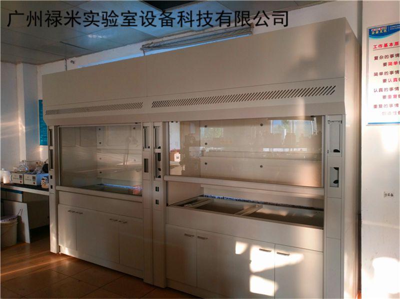 实验室通风柜安装视频