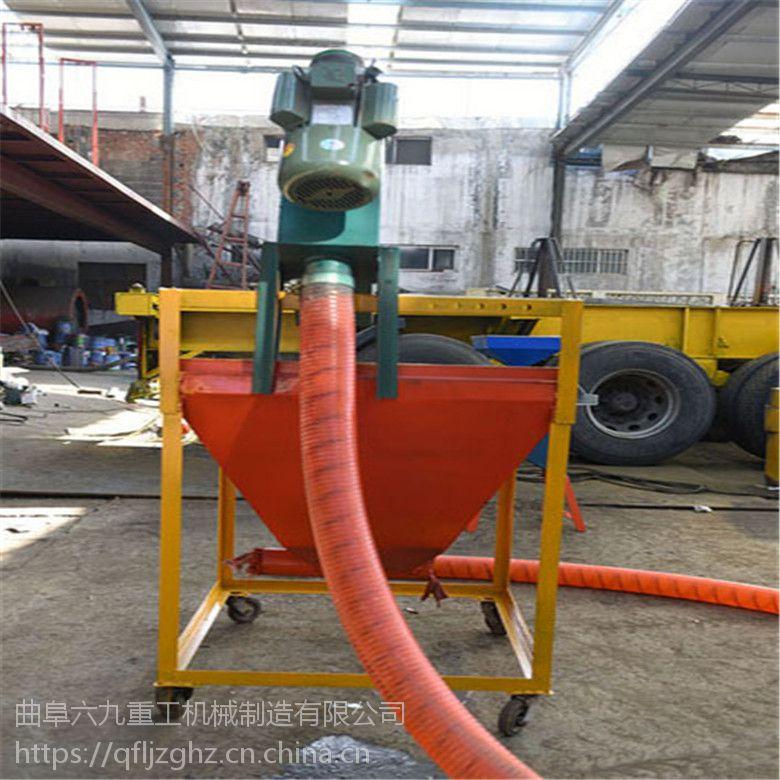 小型车载吸粮机厂家推荐 管道气力吸粮机湘潭