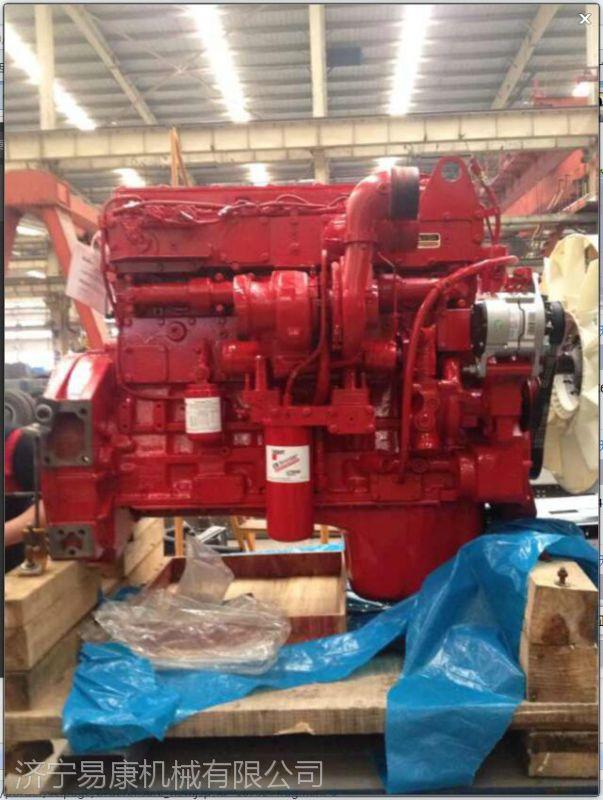 陕汽轩德440马力西安康明斯ISM11发动机长轴水泵4972853X