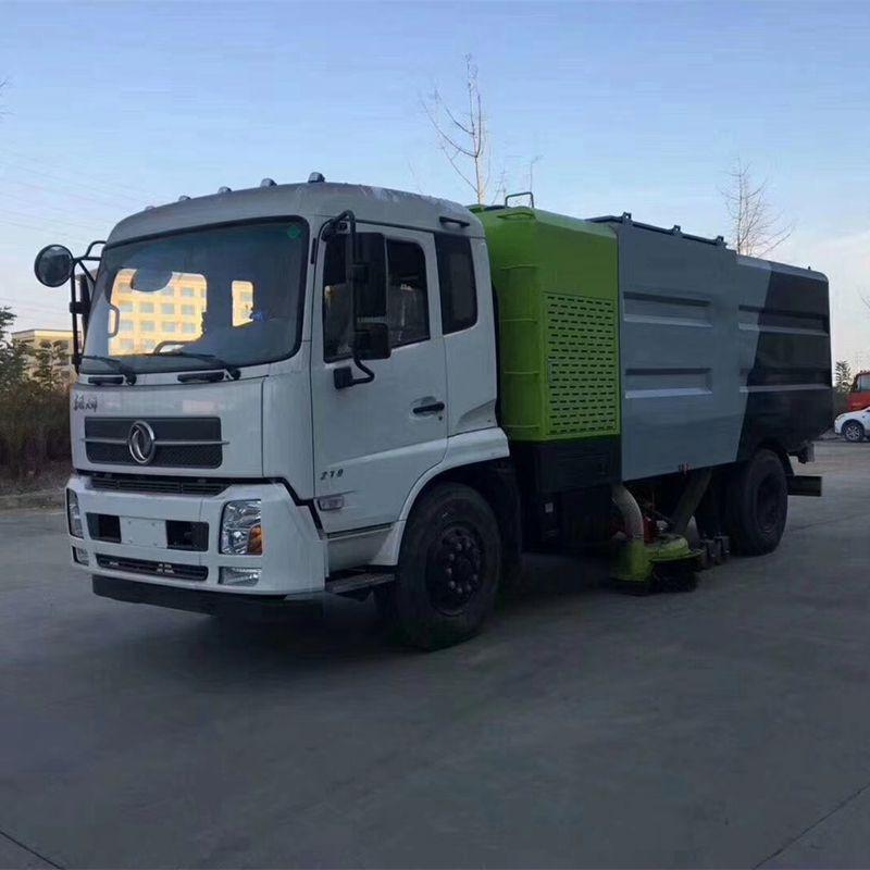 供应10方清扫吸尘车 东风天锦 多功能吸尘车DFL1160TXC型 价格优惠 !