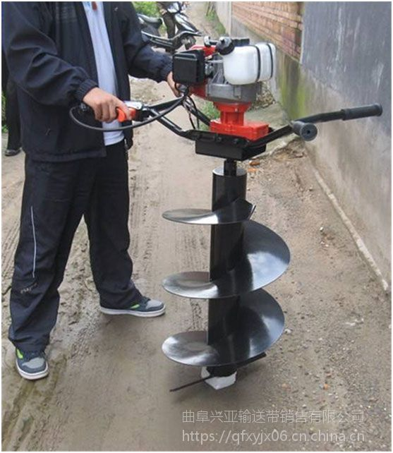 重庆高转速打穴机 园林机械操作简单