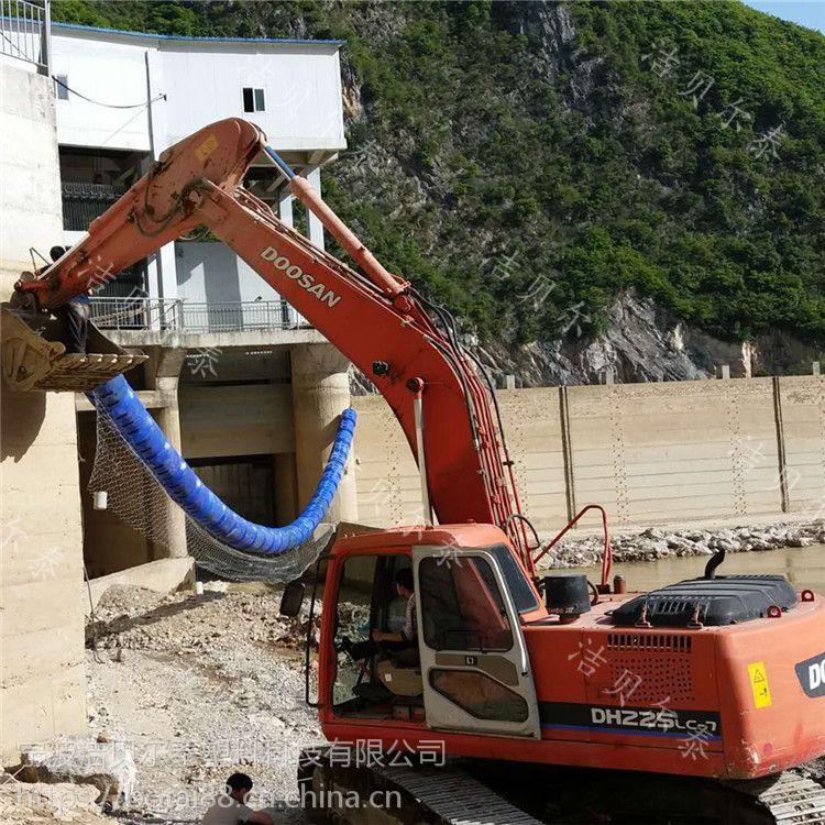 河道拦污排新型的电站进水口拦污系统