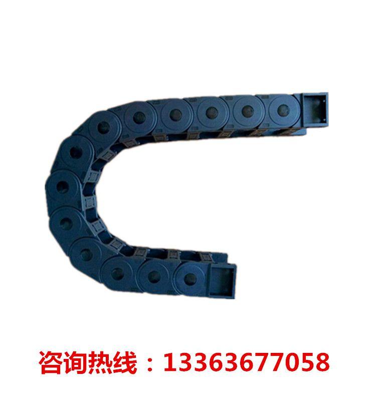 TL工程塑料拖链回转半径的确定