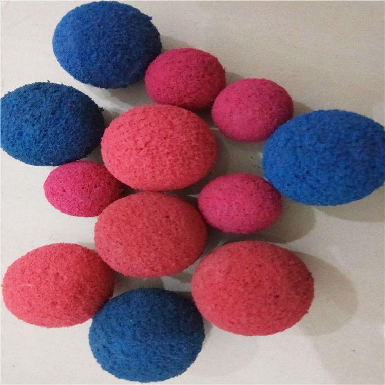 各种规格的管道清洗球