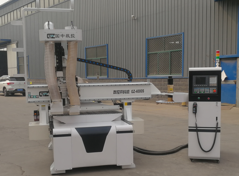 数控排钻加工中心厂家价格,开料、打孔、开槽、拉线、造型雕刻一体机,排钻加工中心生产线