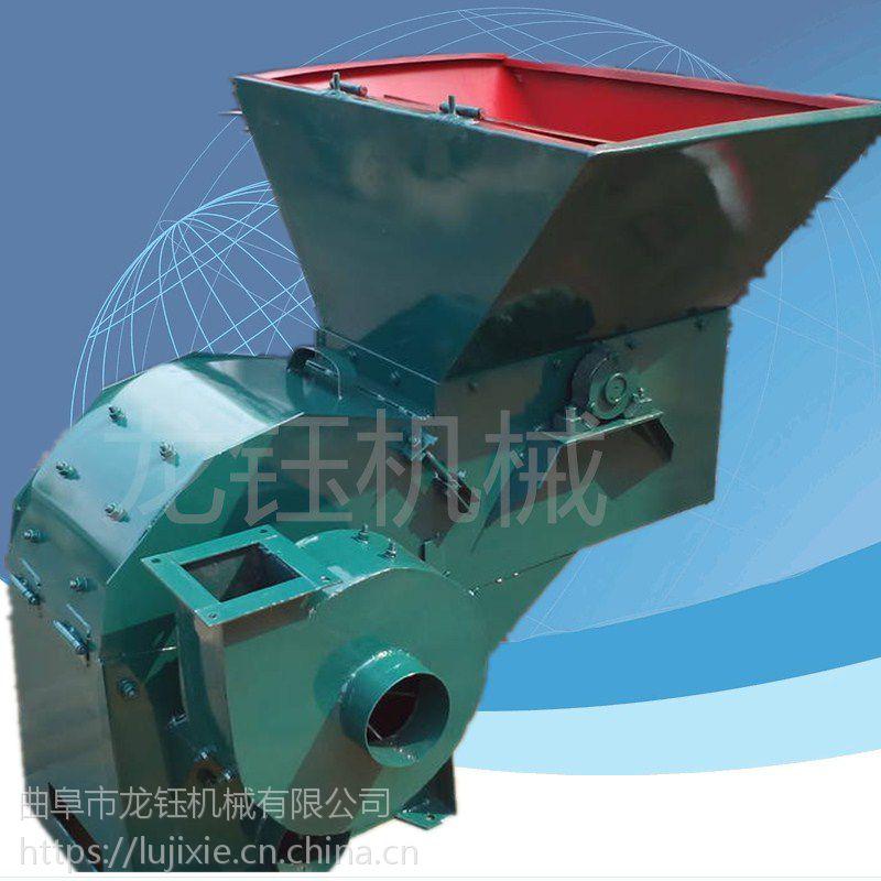 动力电柴油机带动秸秆粉碎机 螺旋出料粉碎机厂家