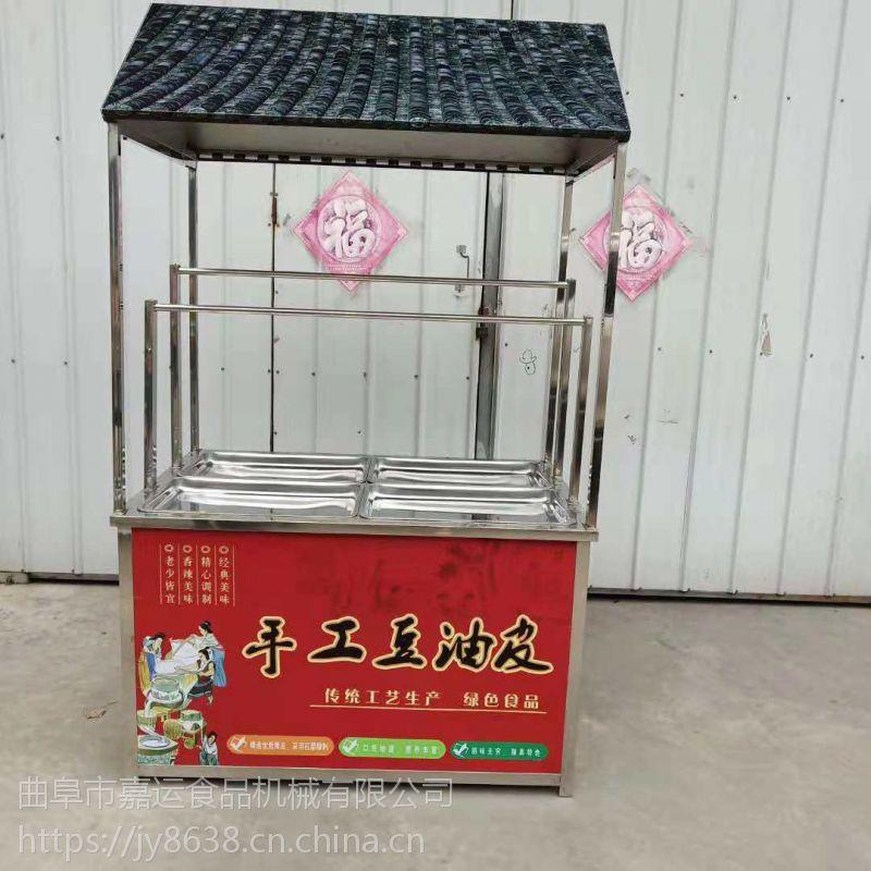 新型电动恒温腐竹油皮机厂家/鲜油皮机零售价格