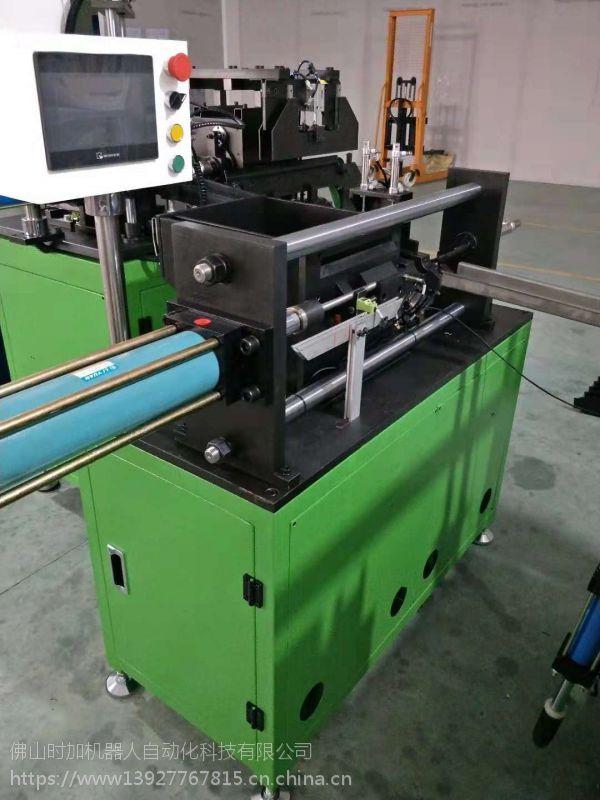 佛山市厂家直销 自动化非标设备时加 J-346电机转子入轴铆压机 开税票 包运 维保