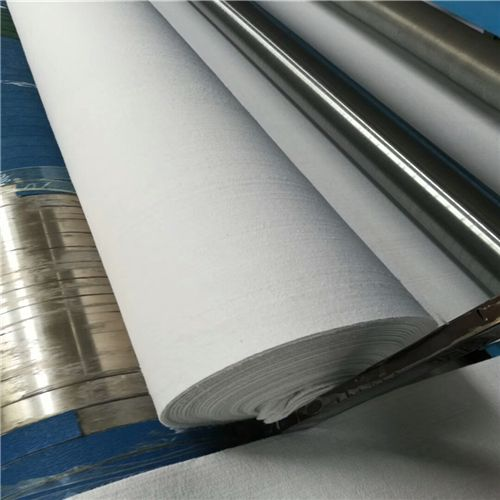 300g反滤土工布-涤纶短纤型制作方法