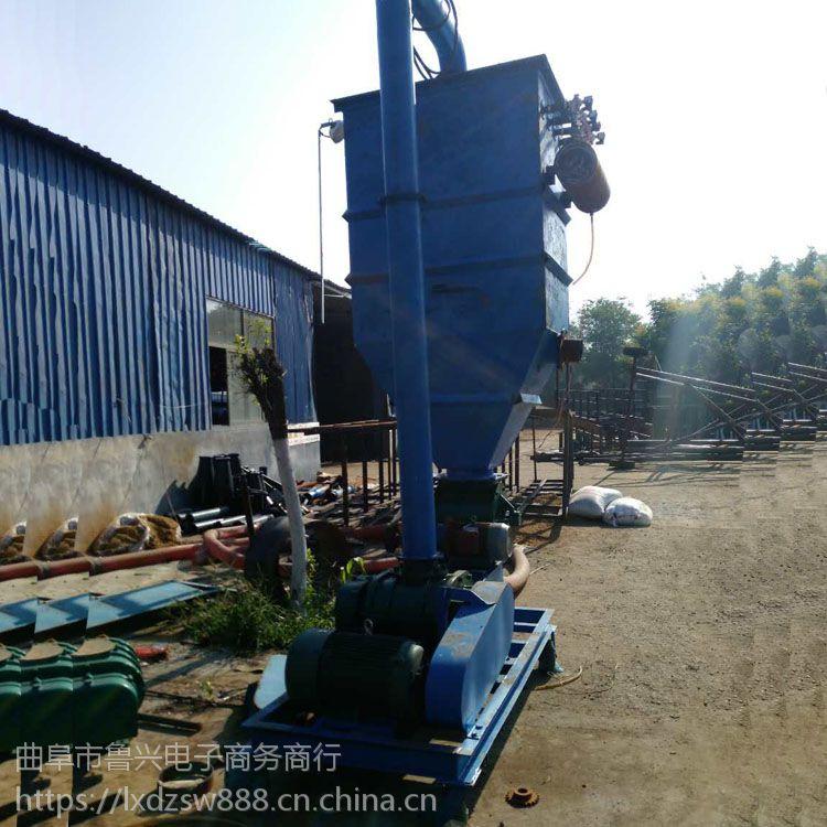 大型防尘吸粮机厂家直销 高效环保气力输送机