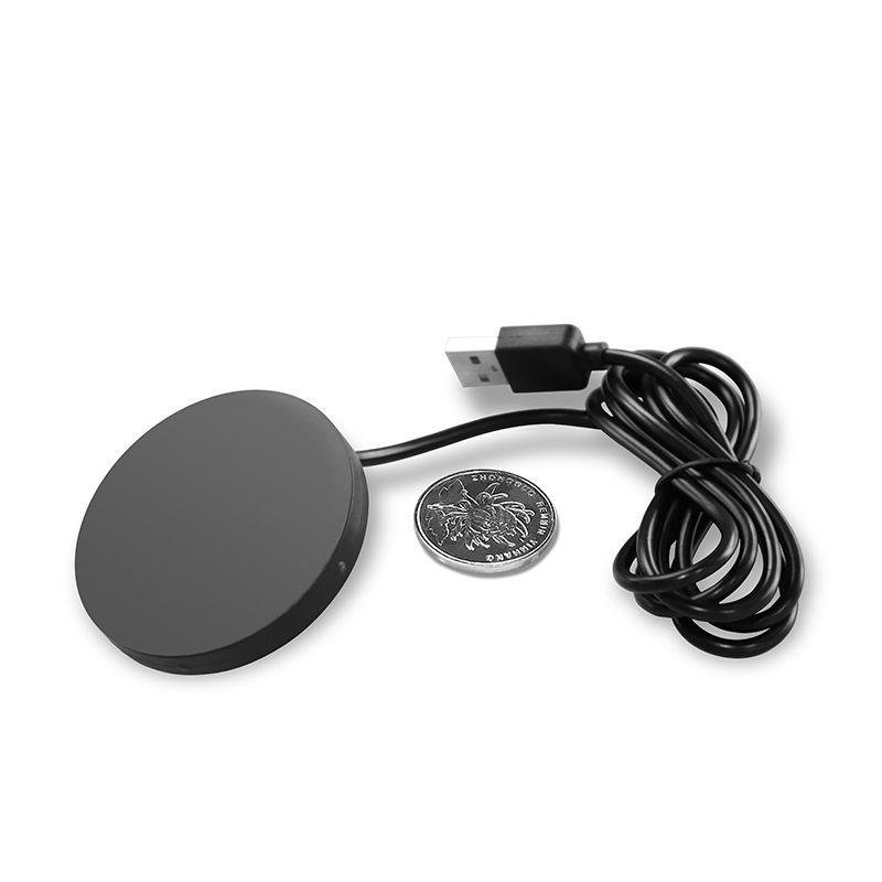 厂家直供桌面内嵌式手机无线充电器隐藏式无线充