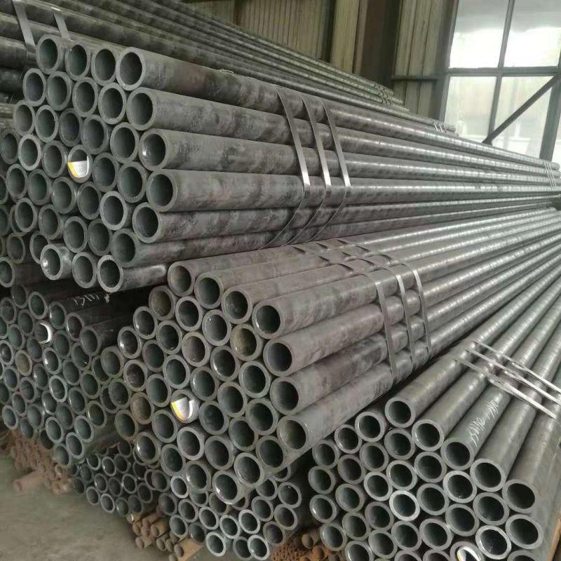45#厚壁钢管机械用热轧无缝管大口径无缝钢管质优价廉