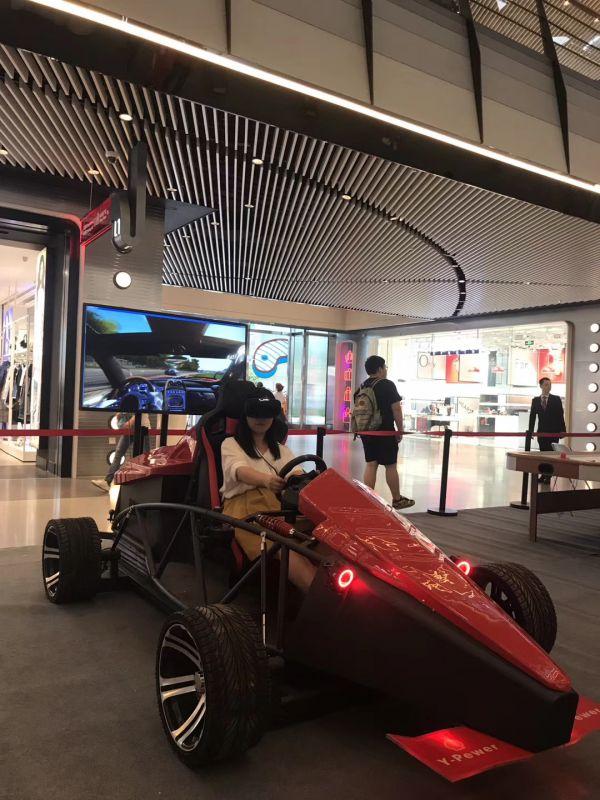 上海VR赛车出租 VR动感赛车租赁 F1模拟赛车租赁