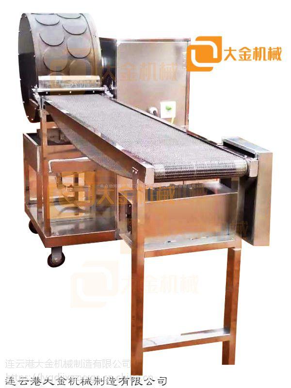 厂家定制圆形春卷皮机_春卷皮机多少钱;操作更简单