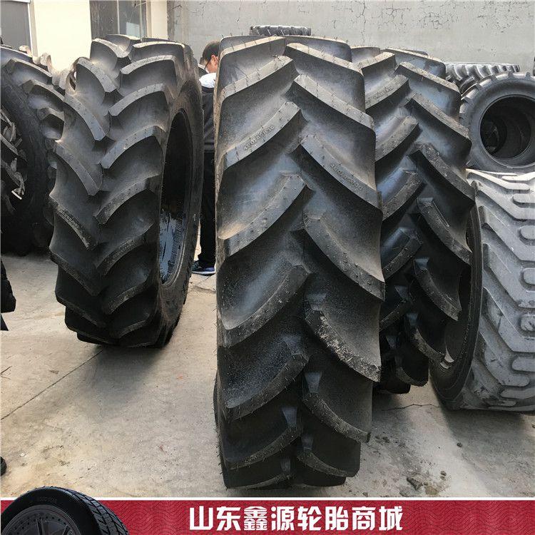 前进 460/85R38 18.4R38 农用钢丝子轮胎真空大马力拖拉机轮胎