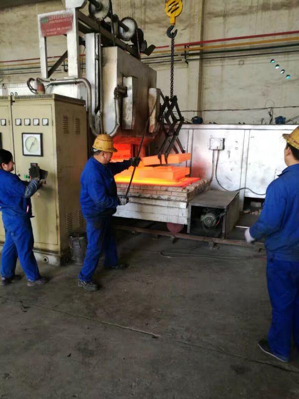 TC4钛板,TC4锻板,TC4钛合金板生产过程
