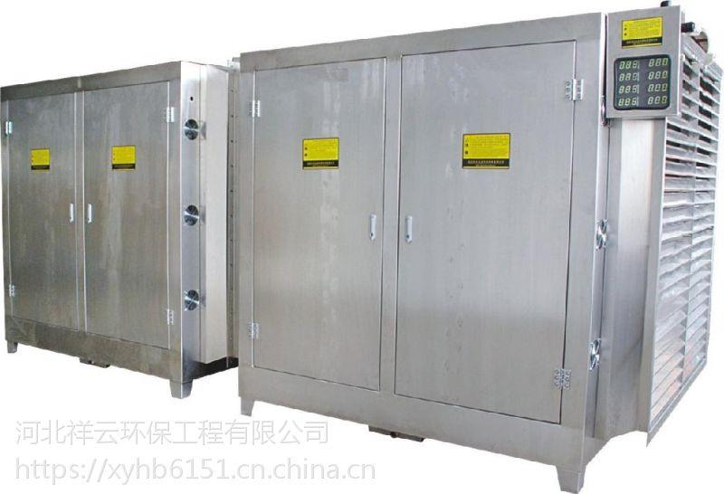 WX3青岛垃圾掩埋厂废气处理工程