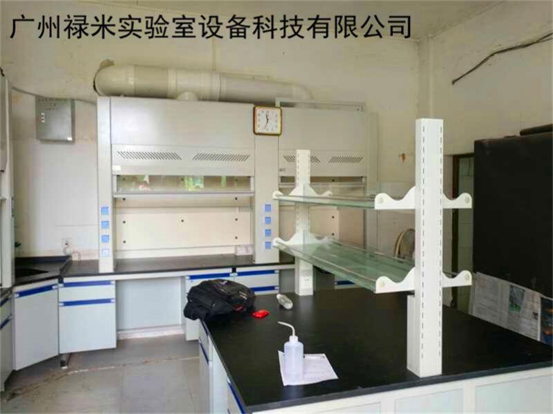 实验台及桌上型通风柜安装