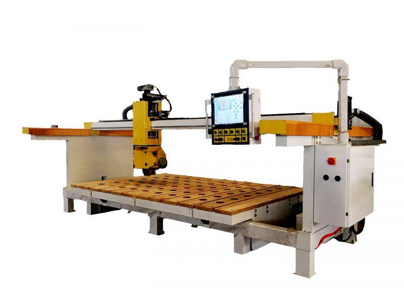 OSC-TITAN 全自动花岗石台面切割机