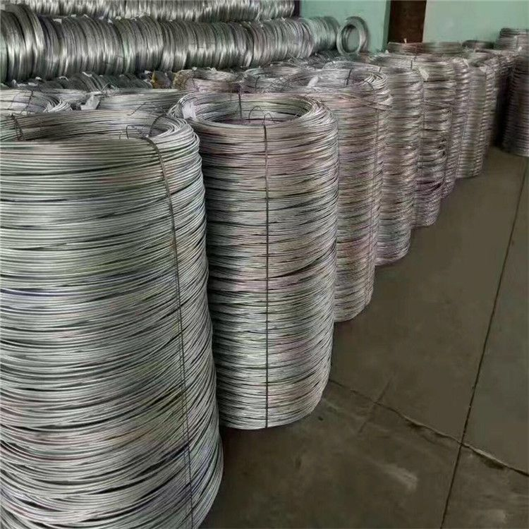 8-24号镀锌铁丝 镀锌改拔丝 优质捆绑丝 电镀锌铁线联利