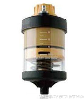 小型弹簧注脂器 小型单点弹簧加脂器 美国进口100cc自动加脂器