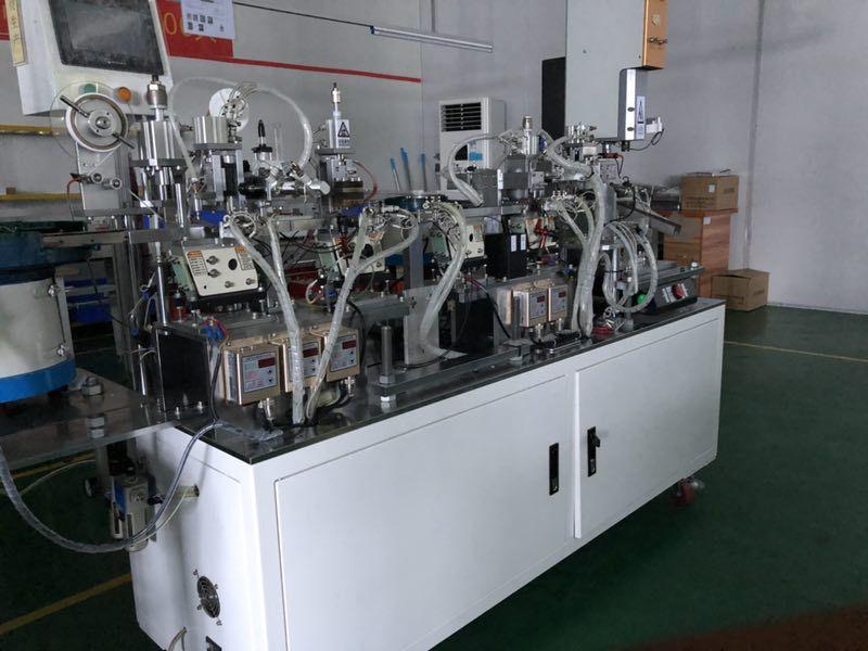 惠州佰斯特非标自动化防水透气阀全自动一体组装机M5M6