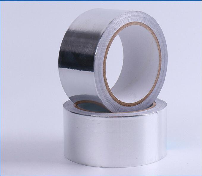 铝箔遮蔽胶带现场分切中,价格优惠,量大更优惠