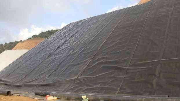 甘肃兰州垃圾填埋场用土工膜 山东HDPE土工膜生产厂家