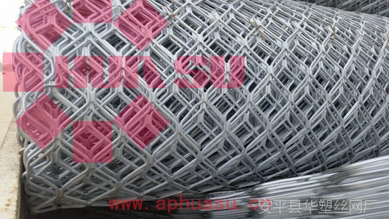 【厂家直销】铝美格网、7cm孔铝美格网、华塑铝美格网、铝网厂
