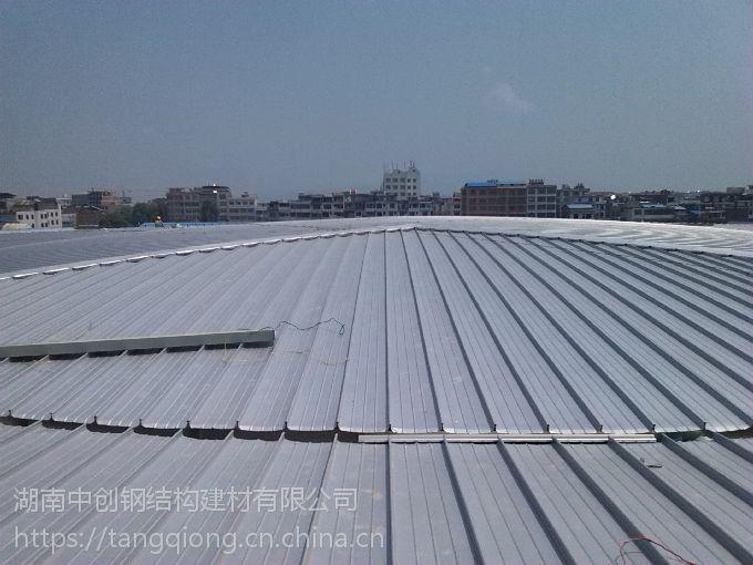 铝镁锰异形板大小头弧形板扇形板湖南中创专业