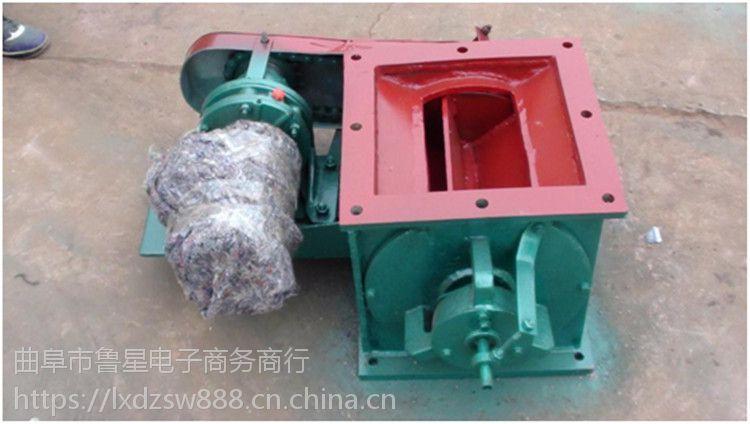 嘉峪关电动卸料器 新品噪声低