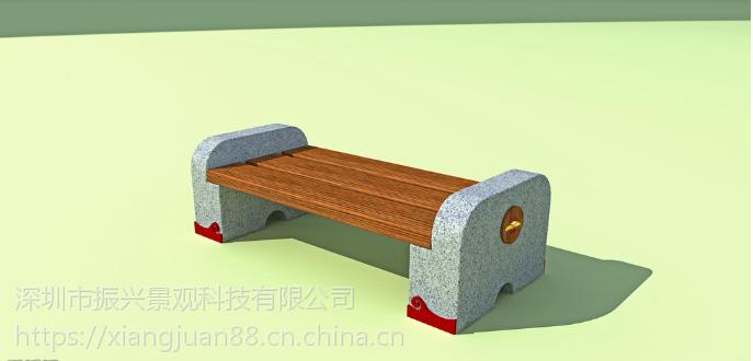 保山购买公园椅 认准深圳「振兴」—带遮阳公园椅