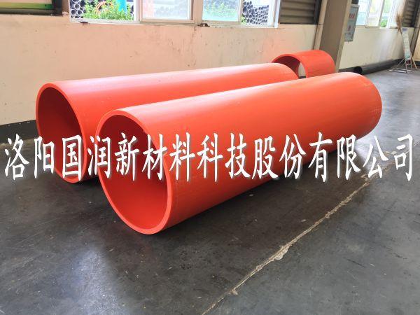 轻质耐磨逃生管道 隧道工程专用800口径管道