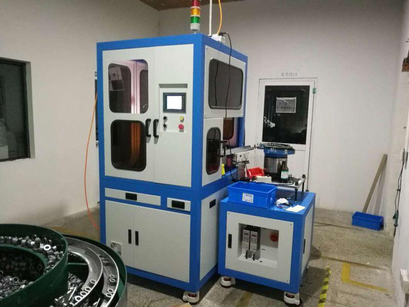 光学筛选机,螺丝、螺母、螺母等五金件检测设备,高速检测机