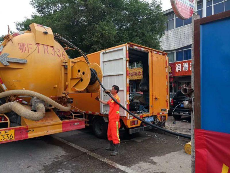 唐山古冶区清理隔油池专业团队