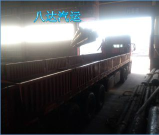 永康返回到杭州的货车物流运输准时到货