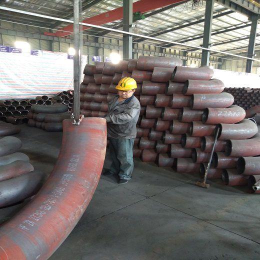 孟村弯头厂碳钢弯头批发洲际重工