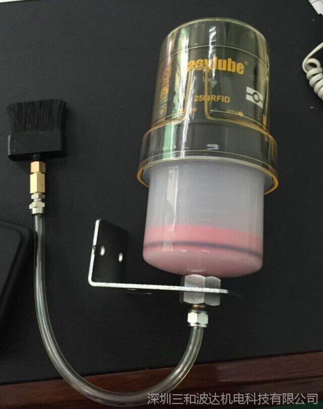 Easylube elite250自动注油器|台湾生产自动润滑装置|单点重复用